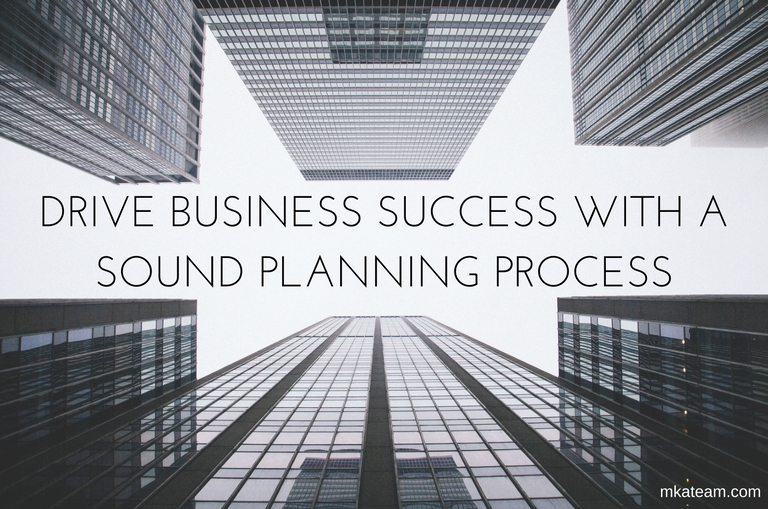 Unlock Business Success with a Sound Planning Process